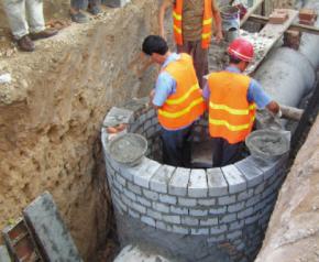 海怡湾畔排水工程