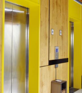 沥溪股份合作公司电梯采购安装